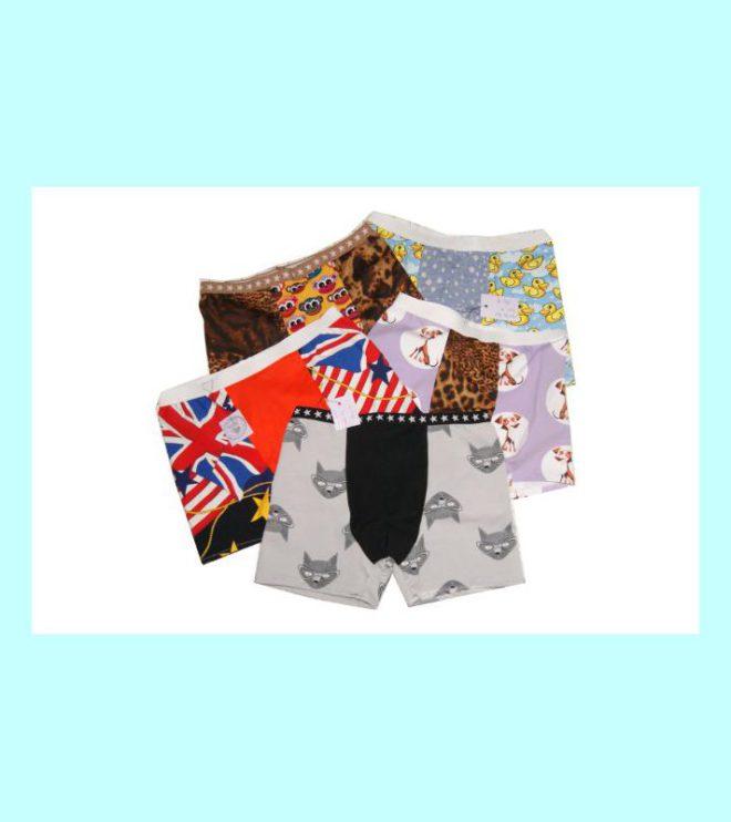 Retro Pants & Unnerbuxen
